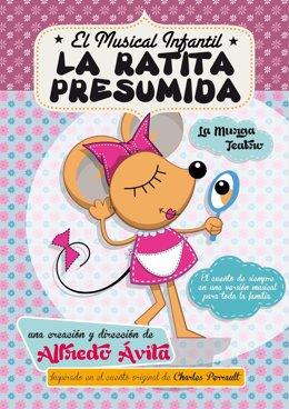 El musical infantil La ratita presumida, en el Nuevo Teatro Circo de Cartagena
