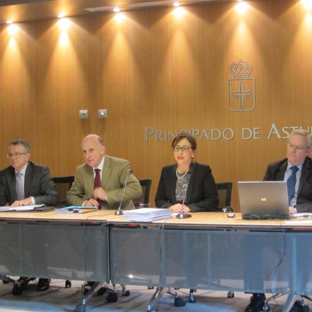 Presentación de la estrategia de gestión protuario-litoral de Asturias