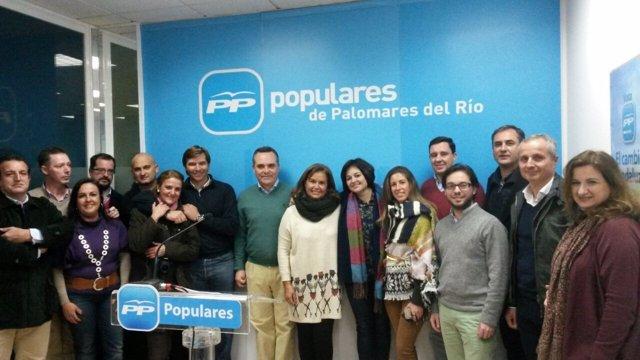 Partido Popular de Palomares del Río (Sevilla)