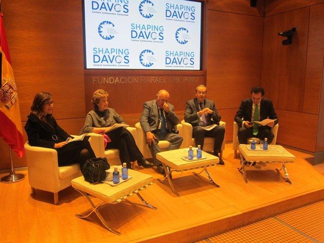 FORO DAVOS MADRID