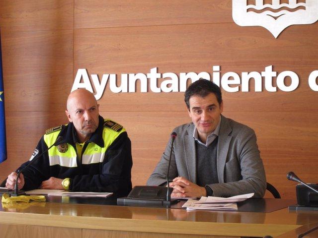 Miguel Sáinz y Fernando Fernández Beneite