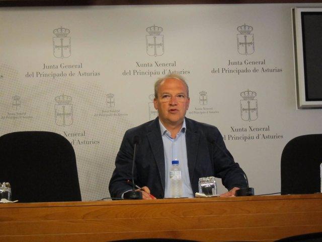 José Agustín Cuervas Mons, diputado del PP en Asturias