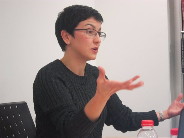 Diputada del PSC y directora de la Fund.Campalans, Eva Granados