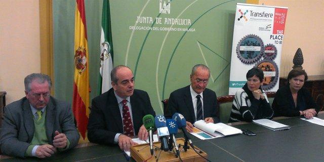 Presentación Foro Transfiere 2015 Málaga