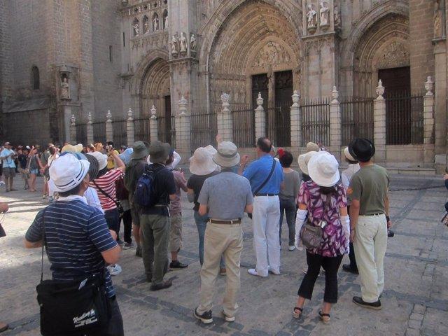 Turistas, turismo