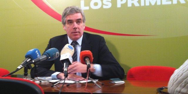 José María Fuentes-Pila (Archivo)