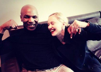 Madonna cuenta con Mike Tyson para su nuevo disco 'Rebel Heart'
