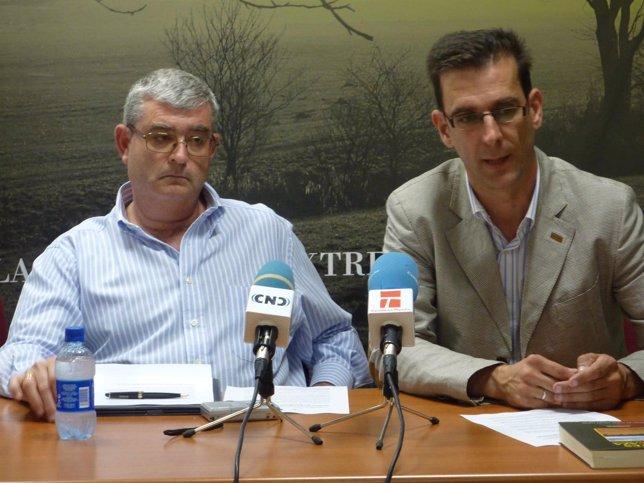 Federación de Caza y APROCA en rueda de prensa