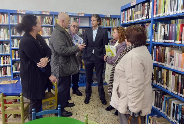 Visita al Centro Cultural Fernando Ateca