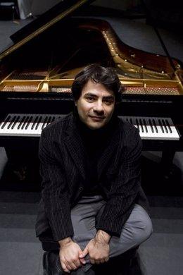 El pianista canario Gustavo Díaz-Jerez