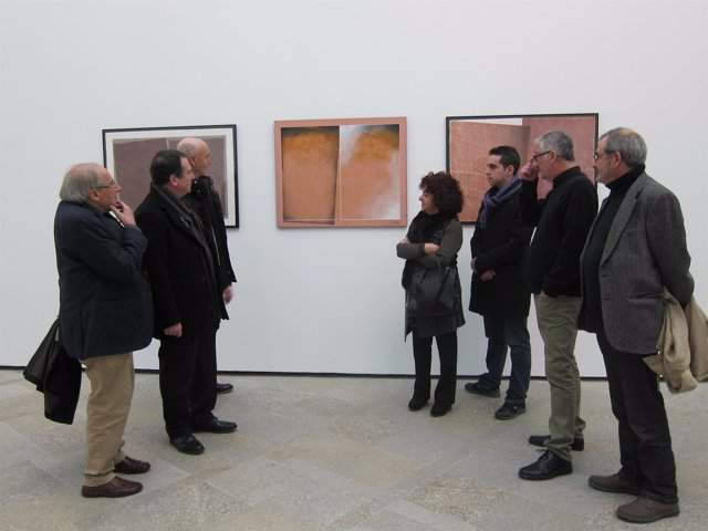 Exposición Francisco Mantecón en el MARCO en Vigo