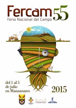 Cartel FERCAM 2015