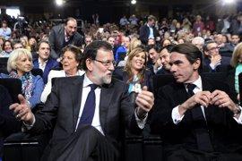 """Rajoy responde con un """"buenas tardes"""" a las preguntas sobre las acusaciones de Bárcenas"""