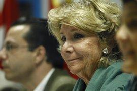 """Aguirre llama al """"rearme ideológico"""" para plantar cara a """"enemigos de España"""", los separatistas y populistas"""
