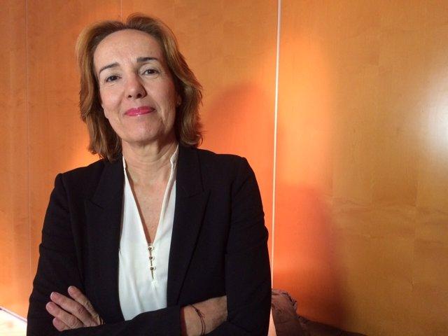 Silvia García, número 2 PA Málaga