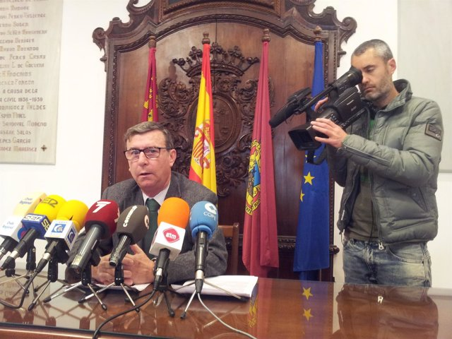 Presentación de la propuesta de Lorca en FITUR