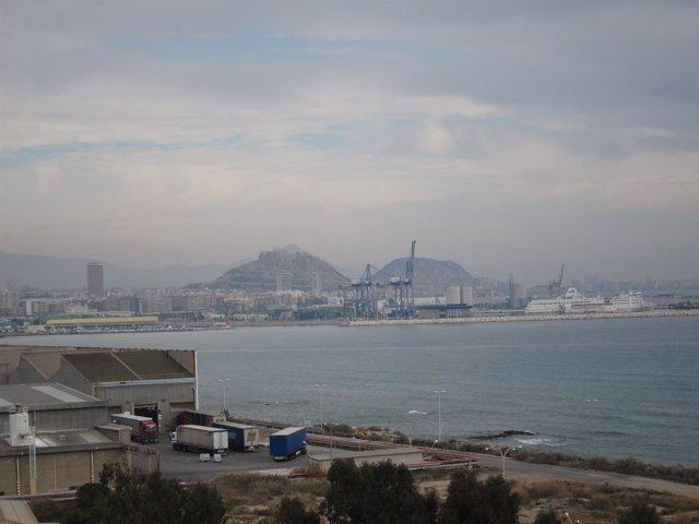 Alicante vista desde la OAMI