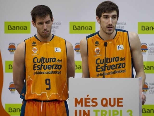 Vives Van Rossom Valencia Basket