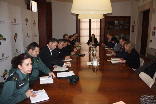 Reunión de seguimiento de Magaluf