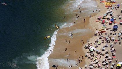 Las playas de Río de Janeiro facilitan su acceso a las personas con discapacidad