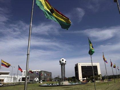 La Conmebol sorteará el programa de partidos de la eliminatoria para el Mundial 2018