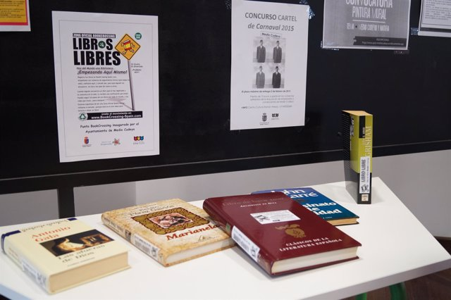 Campaña de Bookcrossing