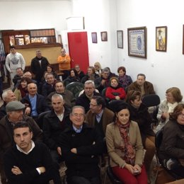 Asamblea del PSOE de Marchena