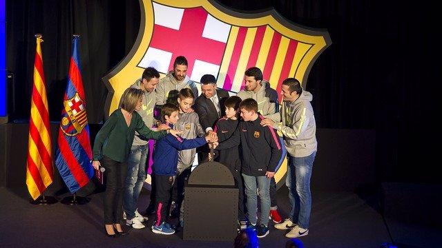 El FC Barcelona inaugura dos pabellones en la Ciutat Esportiva para los jóvenes