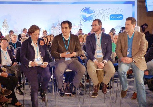 Nieto, en la Convención Nacional del PP
