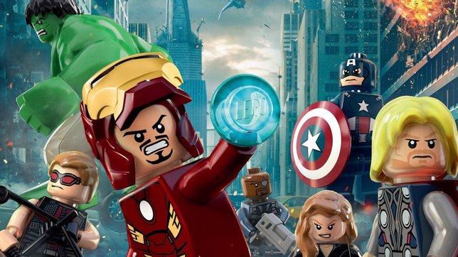 Los Vengadores versión LEGO