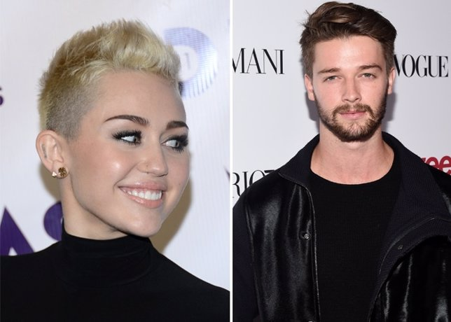 Miley Cyrus no sane deletrear Schwarzenegger