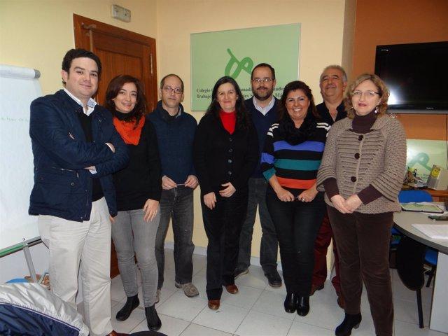 Nota De Prensa Reunión Consejo Andaluz De Trabajo Social