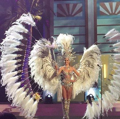 Miss Argentina, la única latina entre las finalistas de traje típico