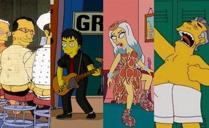 Los Simpson: 20 estrellas de la música que visitaron Springfield
