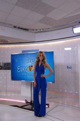 Edurne, candidata Eurovisión 2015