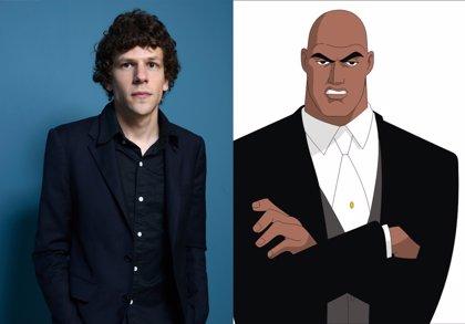 Jesse Eisenberg quiere ser Lex Luthor... otra vez
