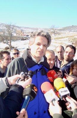 Mario Rodríguez de Greenpeace