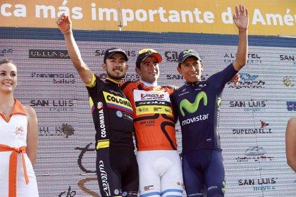 El argentino Dani Díaz gana el Tour de San Luis y sueña con volver a Europa
