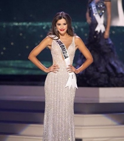 VIDEO: Paulina Vega, la representante de Colombia, nueva Miss Universo
