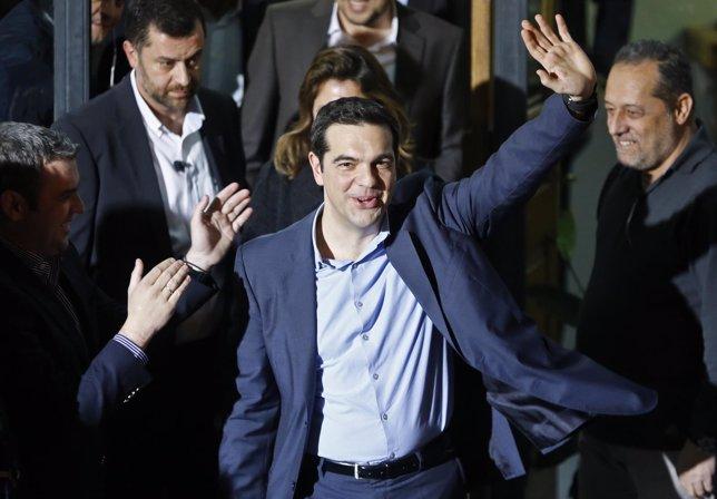 El Eurogrupo pedirá hoy al nuevo Gobierno griego que respete los compromisos con