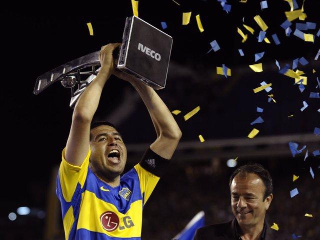 Juan Román Riquelme Con Boca Juniors