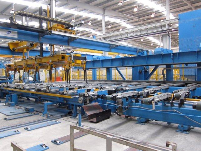 Fábrica, industria, factoría