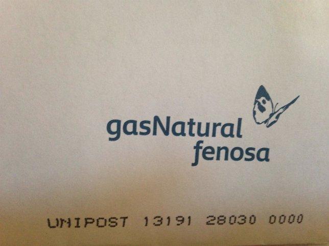 Recursos facturas y cartas Gas Natural Fenosa e Iberdrola