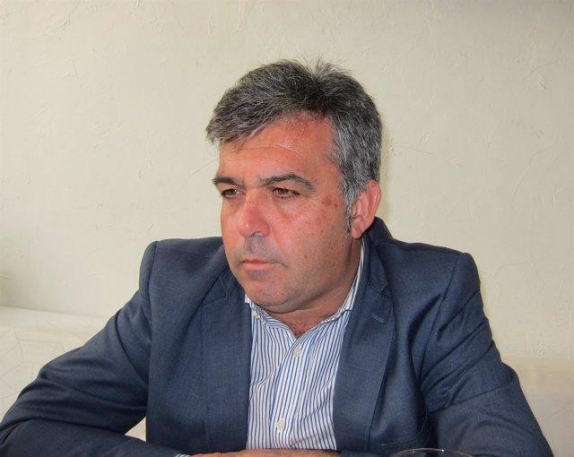 Manuel Cárdenas, coordinador de IU en Cádiz y delegado territorial de la Junta