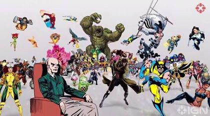 VIDEO: Los X-Men, uno a uno