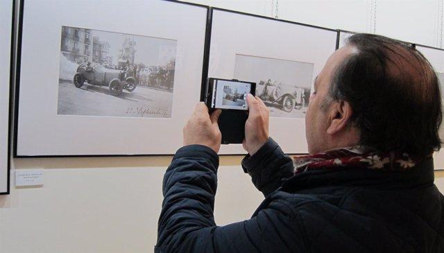 Exposición de fotografías de Inés Luna Terrero en Salamanca.