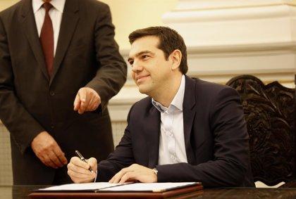 """EEUU confía en trabajar """"estrechamente"""" con el Gobierno de Tsipras"""