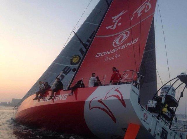 Dongfeng Volvo Ocean Race VOR