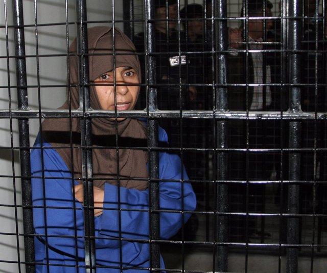 Sajida al Rishawi, objetivo de intercambio por Estado Islámico