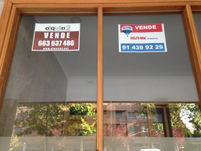 La firma de hipotecas sobre viviendas repunta en noviembre un 14%